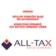 Rozliczenie podatkowe- Holandia