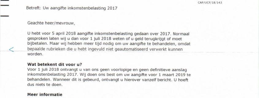Rozliczenia podatkowe Holandia